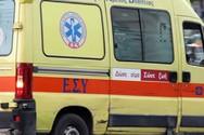 Εργατικό ατύχημα στο Λαμπίρι - Εργάτης