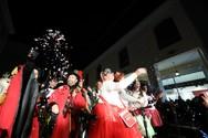 Πάτρα - Έδωσαν λάμψη και φως οι μικροί καρναβαλιστές (φωτο)