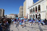 Δείτε ολόκληρη την παρέλαση των μικρών καρναβαλιστών στην Πάτρα (video)
