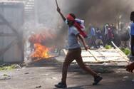 Βίαια επεισόδια σε διαδήλωση αστυνομικών στην Αϊτή - Δύο νεκροί