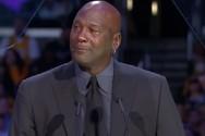 Λύγισε ο Michael Jordan μιλώντας για τον Kobe Bryant: