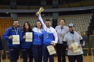 Θριαμβευτική παρουσία στο πανελλήνιο πρωτάθλημα τοξοβολίας για τον ΑΟΠ Ερμής (φωτο)
