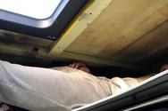Πάτρα: Είχε κρύψει 7 αλλόδαπους σε ειδική κρύπτη στο φορτηγό του