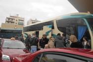 Κόσμος συνεχίζει να καταφτάνει στην Πάτρα για το τριήμερο του Καρναβαλιού (φωτο)