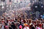Ο κορωνοϊός δεν σταμάτησε τους καρναβαλιστές της Ξάνθης (video)