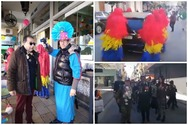 Την τρέλα του Πατρινού Καρναβαλιού δεν την σκιάζει η φοβέρα του Κορωνοϊού! (φωτο)