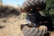 Αγρότης καταπλακώθηκε από το τρακτέρ του στην Κρήτη