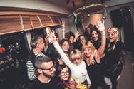 Carnival Party with AMX at Moxy Patras Marina 28-02-20