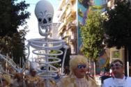 Πάτρα - Στους δρόμους οι Καρναβαλιστές (φωτο)