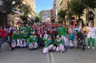 Δείτε ολόκληρη την παρέλαση των καρναβαλιστών στην Πάτρα (video)