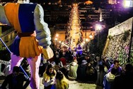 Πατρινό Καρναβάλι - Non stop party στο κέντρο της πόλης! (pics)