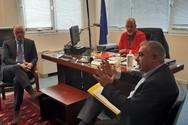 Πάτρα: Πραγματοποιήθηκε ενημερωτική σύσκεψη στην Περιφέρεια για τον κορωνοϊό