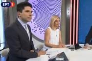 Η πρώτη αντίδραση των δημοσιογράφων της ΕΡΤ για το κρούσμα κορωνοϊού (video)