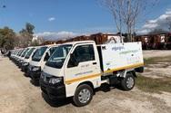 35 νέα πλυστικά οχήματα και άλλες δέκα υδροφόρες στον Δήμο Αθηναίων