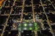 Βράδυ Σαββάτου και μένουμε σπίτι κάπου στην Πάτρα, σε μια άδεια υπέροχη πόλη!