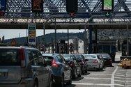 Αισθητά μειωμένη η κίνηση στα διόδια - Τι δείχνουν τα στοιχεία