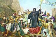 Σαν σήμερα 25 Μαρτίου ξεκινά η Εθνικοαπελευθερωτική επανάσταση στην Ελλάδα