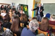 Αναβάλλεται η ομιλία του Άγγελου Τσιγκρή στο Σχολείο Δεύτερης Ευκαιρίας των Φυλακών της Πάτρας