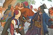 Σαν σήμερα 27 Μαρτίου ο Αθανάσιος Διάκος κηρύσσει την Επανάσταση στην Ανατολική Στερεά Ελλάδα