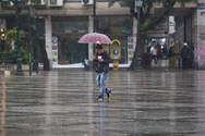 Άστατος ο καιρός με βροχές και καταιγίδες από το απόγευμα του Σαββάτου