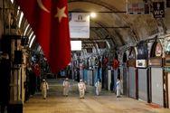 Κορωνοϊός - Τουρκία: Στους 131 οι νεκροί, ξεπερνούν τις 9.000 τα κρούσματα