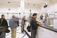 Πάτρα: Εξυπηρέτηση στους εσωτερικούς χώρους των τραπεζών για δανειολήπτες