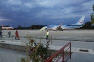 Η πανδημία του κορωνοϊού βρήκε το αεροδρόμιο του Αράξου στο ξεκίνημα της σεζόν