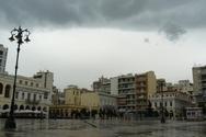Βροχερό το Σ/Κ στην Πάτρα - Έρχεται νέο κύμα κακοκαιρίας