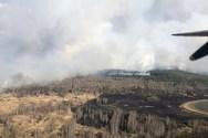 Ουκρανία - Δασική φωτιά κοντά στο Τσερνόμπιλ προκαλεί αύξηση της ραδιενέργειας