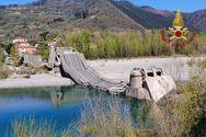 Γέφυρα κατέρρευσε στην Ιταλία