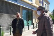 Πάτρα: Πραγματοποιήθηκε παράσταση διαμαρτυρίας εκπροσώπων της Αγωνιστικής Συσπείρωσης Εκπαιδευτικών Αχαΐας