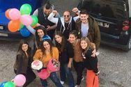 Γενέθλια στην Πάτρα, εν μέσω καραντίνας - Νεαροί έκαναν έκπληξη στη φίλη τους! (video)