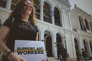 Support Art Workers - Από την καρδιά της Πάτρας, στην καρδιά της τέχνης (φωτo)