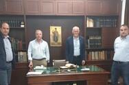 Πάτρα - Συνάντηση ΕΕΣΠ με τον Γεώργιο Παπανδρέου (φωτο)