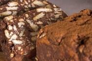 Κορμός σοκολάτας χωρίς ζάχαρη