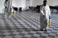 Πάτρα: Aπολυμάνθηκαν χώροι που χρησιμοποιούνται από το Δημοτικό Ωδείο (φωτο)