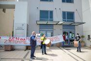 Βάης - Γεροπαναγιώτη - Κουρή: Στηρίζουν τον αγώνα των εργαζομένων στο χώρο του Πολιτισμού