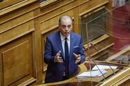 Ο Κυριάκος Βελόπουλος για την σιδηροδρομική γραμμή Πάτρα - Αθήνα