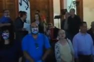 Σε μια εναλλακτική διαμαρτυρία προχώρησαν οι μουσικοί της Πάτρας
