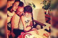 Γενέθλια για το Νεκτάριο Φαρμάκη - Τα γιόρτασε οικογενειακά!