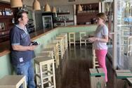 Πάτρα: Επισκέψεις Χριστίνας Αλεξοπούλου σε επιχειρηματίες της εστίασης
