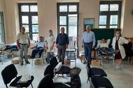 Με επιτυχία ολοκληρώθηκε η εθελοντική αιμοδοσία των 3 δημοτικών παρατάξεων της Δυτικής Αχαΐας