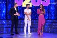 J2US - Αποχώρησαν η Χριστίνα Βραχάλη και ο Γιώργος Λιβάνης (video)