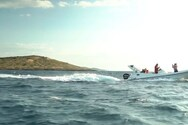Έπιασαν δουλειά οι πλωτές ομάδες του ΕΟΔΥ (video)