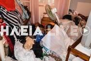 Ηλεία: Πήγε στην εκκλησία για Ανάσταση και της ρήμαξαν το σπίτι