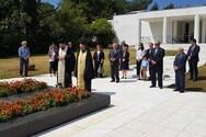 Κωνσταντίνος Καραμανλής - Τελέστηκε το ετήσιο τρισάγιο