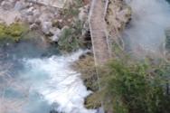 Η εντυπωσιακή πηγή της Κολέθρας στο νομό Ευβοίας (video)