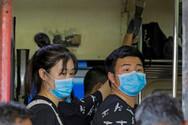 Μόνο δύο κρούσματα Covid-19 στην Κίνα