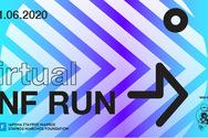 O αγώνας SNF Run επιστρέφει, φέτος σε virtual μορφή