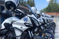 Με νέες μοτοσυκλέτες ενισχύεται η ομάδα ΔΙΑΣ της Ελληνικής Αστυνομίας